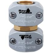 Industrial Hose Repair Connector - 5/8