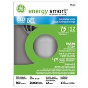 Ampoule DEL PAR30L, 12W, intensité variable, blanc doux