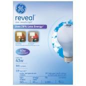Ampoule Reveal A19 E26, intensité variable, PQ4