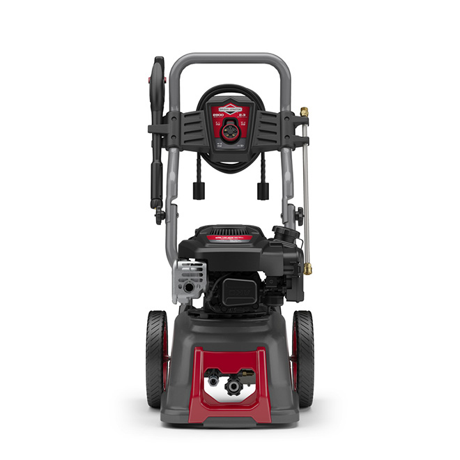 Gas Cold Water Pressure Washer - 2.3 GPM - 2800 PSI