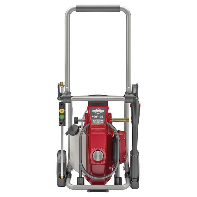 Nettoyeur à pression électrique, 1,2 gal/min, 2 000 lb/po²