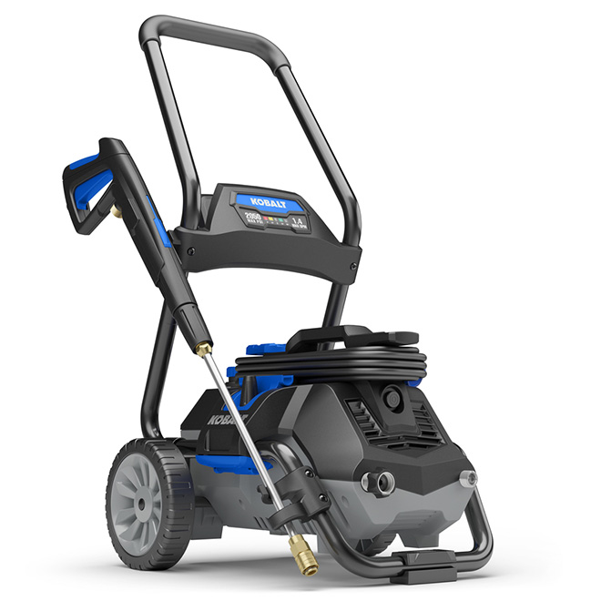 Electric Cold Water Pressure Washer - 1.2 GPM - 1900 PSI