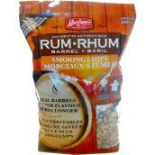 Smoking Wood Chips - Rum Barrel - 2lbs