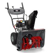 Briggs & Stratton 2 Stages Snow Blower with 208 CC Engine - 24-in