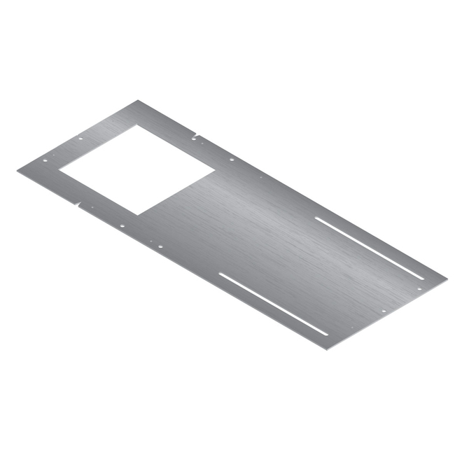 Mounting Plate for Square Recessed Lights,Galvanized Steel