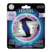 LED Reflector GU10 - Dimmable - 3.5 W - Bright White - PK2