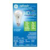 Ampoule DEL A21, 3 intensités, lumière du jour