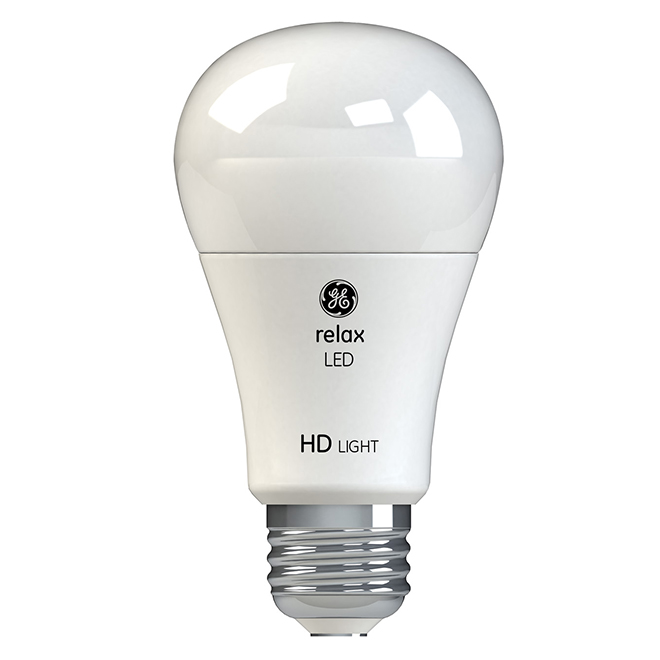 Relax Bulb Hd A19 E26 Dimmable Soft White 2 Pk 91622