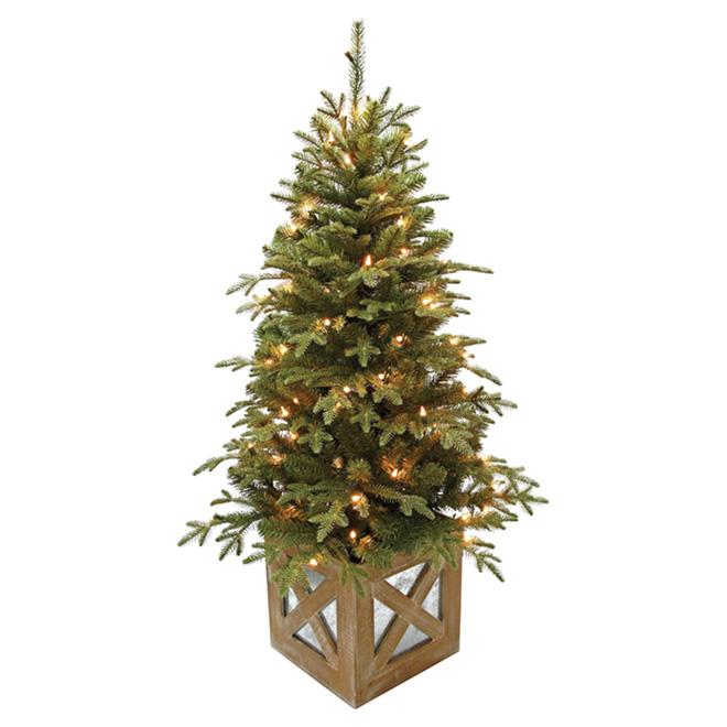 Artificial Christmas Tree - Fraser Fir - 4'