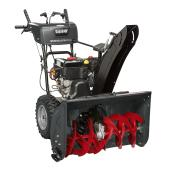"Snowblower - 2 Stages - 306cc- 30"" - Grey"