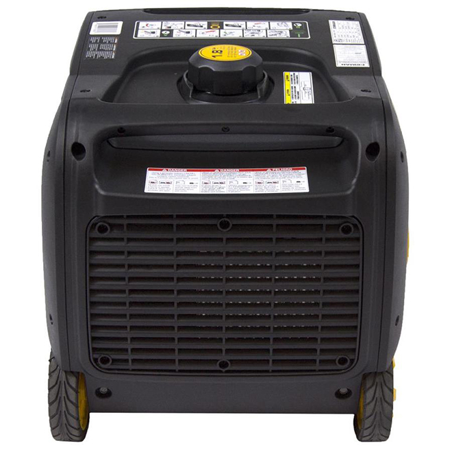 Whisper Series Gas Inverter Portable Generator - 3000/3300 W