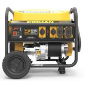 Performance Series Gas Portable Generator - 5700 W - 6 Outlets