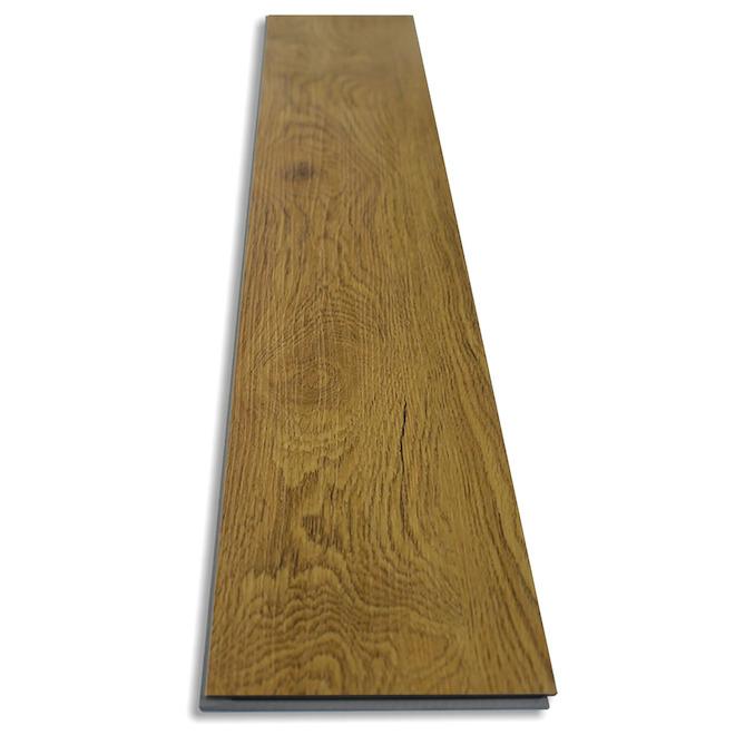 Duraclic Vinyl Planks - Rustic Grade - 6 mm - 23.64 sq. ft. - Natural Oak