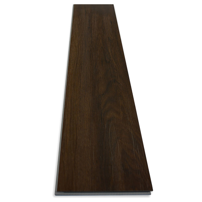 Duraclic Vinyl Planks - Select Grade - 6 mm - 23.64 sq. ft. - Black Walnut