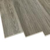 "Duraclic XRP Vinyl Planks - Mystic Grey Oak - 7.1"" X 48"" - 10/box - 23.6 sq. ft."