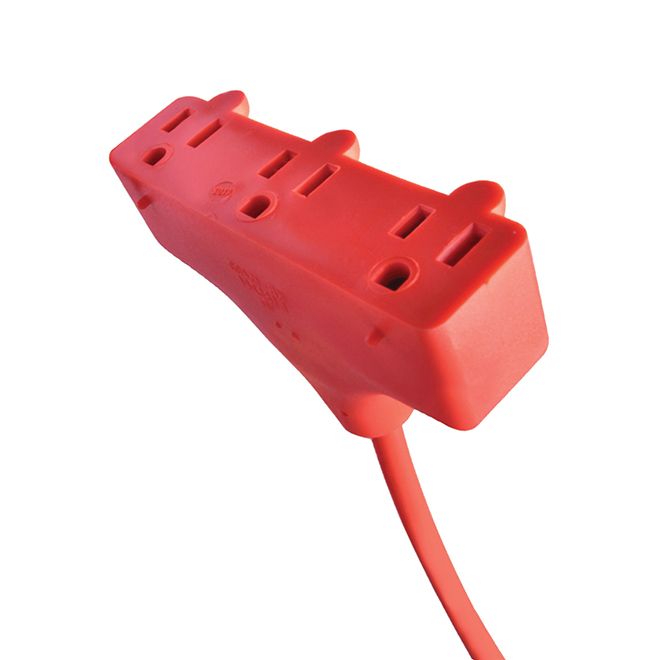 14/3 Extension Cord - 50' - Red