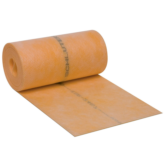 Waterproofing Strip for Butt Joints and Floor/Wall Connections