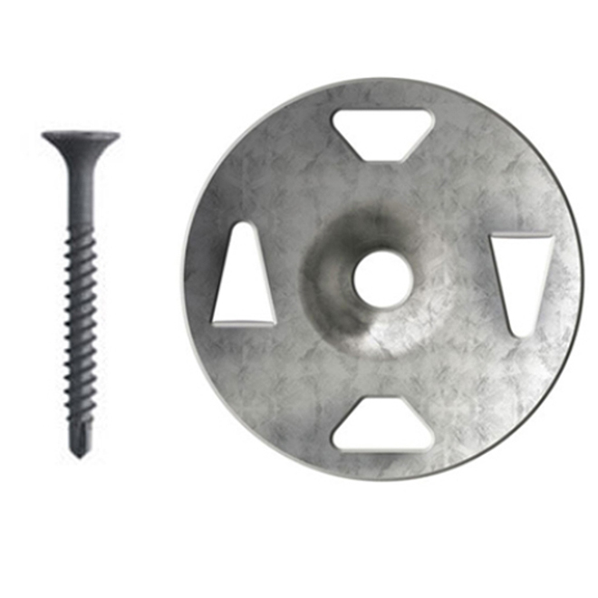 40-Pack Kerdi Board Screws and Washers