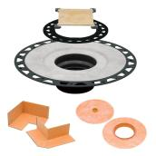 Kerdi Drain Kit - ABS