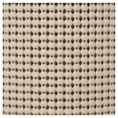 "Non-Adhesive PVC Shelf Liner - 12"" x 10' - Taupe"