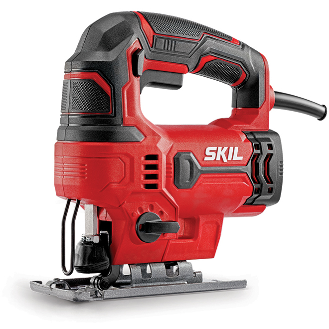 Skil Orbital Action Jigsaw - 5 A - 3/4-in - Red