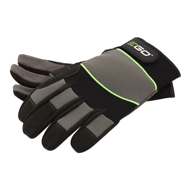 EGO 1-Pair Unisex Synthetic Leather Work Glove XX Large