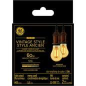 Ampoule DEL, A15, 5,5 W, verre, chandelle, 2/pqt