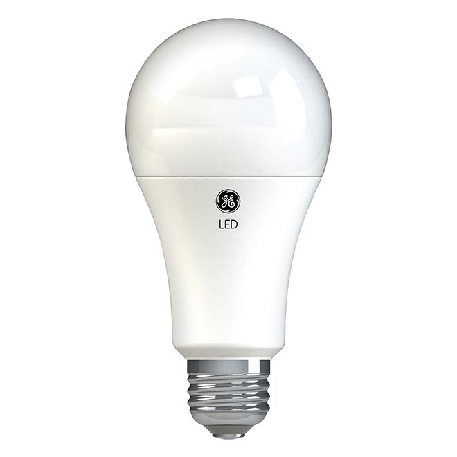 GE LED Bulb - Daylight - A 21 - 3-Way - 5-10-19 W