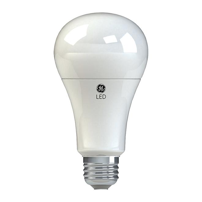 GE LED Bulb A21- 15 W = 100 W - Soft White - 2/Pack