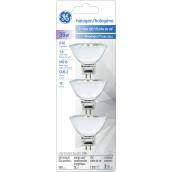 Halogen Bulb - MR16 - 35 W - Plastic - White - 3-Pack