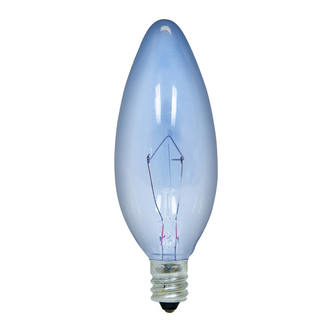 Reveal(R) Incandescent Bulbs - CAC - 40 W - Clear - 4/Pack