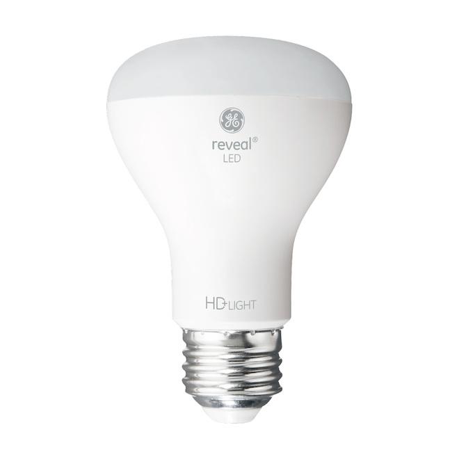 Ampoules DEL Reveal(MD), R20, 7 W, 2/pqt, clair