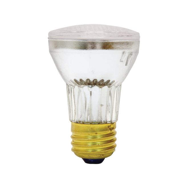 Ampoules halogènes GE, PAR16, 60 W, 2/pqt, blanc doux