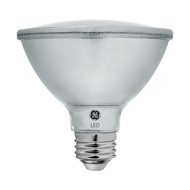 Ampoules DEL GE, PAR30L, 12 W, 2/pqt, blanc doux