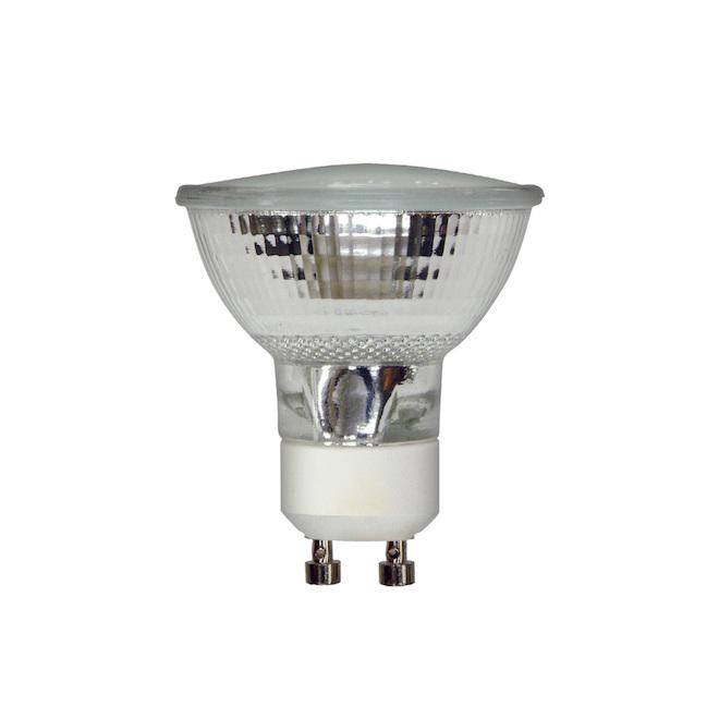 Ampoule halogène GE GU10, 35 W, blanc doux, 3/pqt