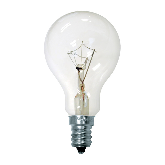 GE Incandescent Bulb - A15 - 40 W - Soft White - 2/Pack