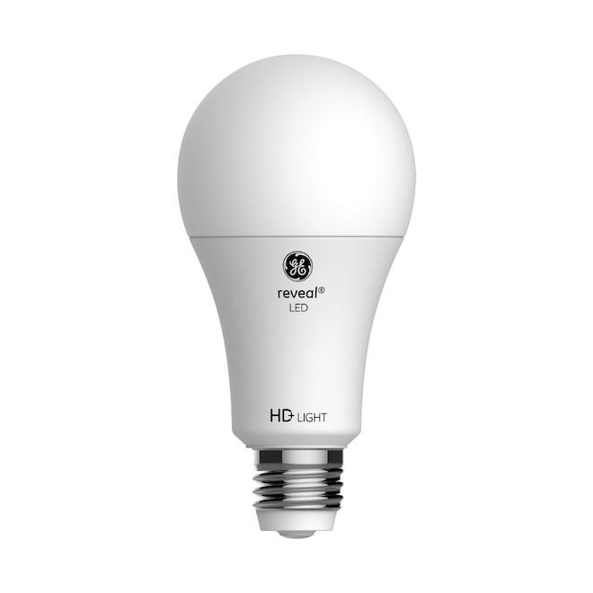 Ampoule DEL Reveal(MD), A21, 3 intensités, clair