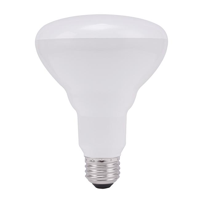 LED Bulb - BR30 - 8.5 W - Plastic - Day Light - 12-Pack