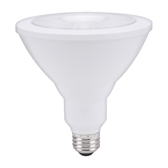 LED Bulb - PAR38 - 10 W - Plastic - Day Light - 2-Pack