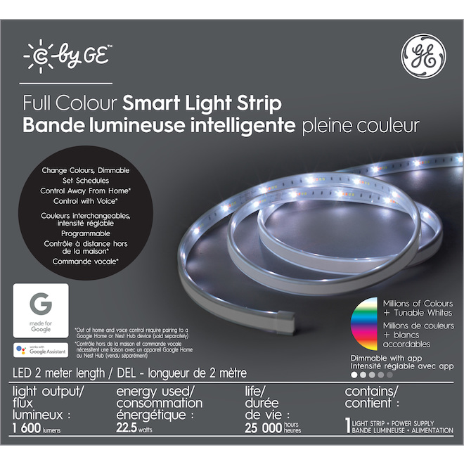 C Smart Strip - LED Bulb - Variable Colour - 80''