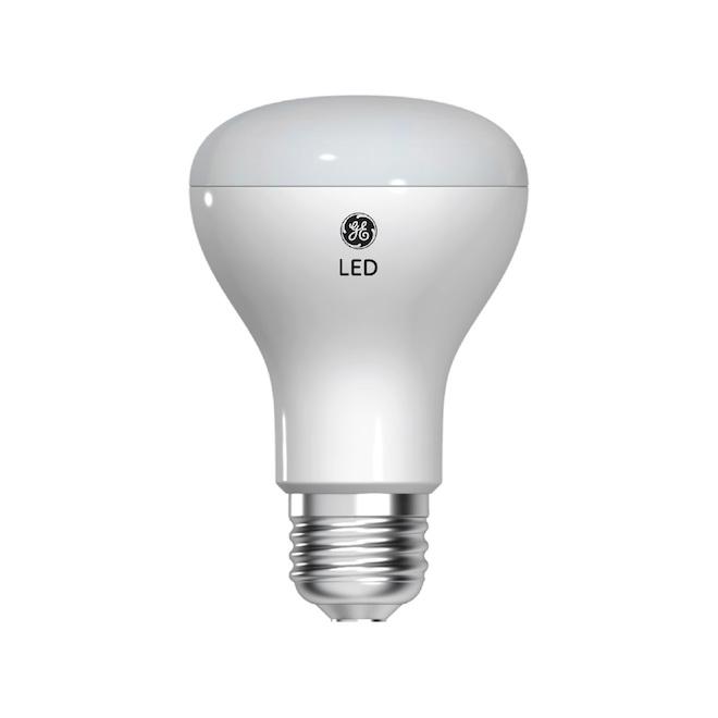 Ampoule DEL, R20, 6,5 W, plastique, lumière jour, 3/pqt