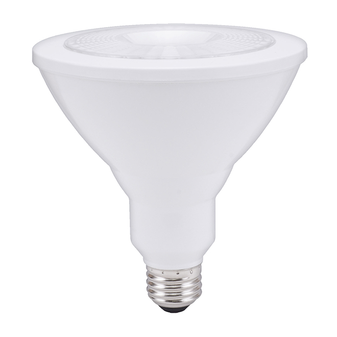 LED Bulb - PAR38 - 10 W - Plastic - Warm White - 2-Pack