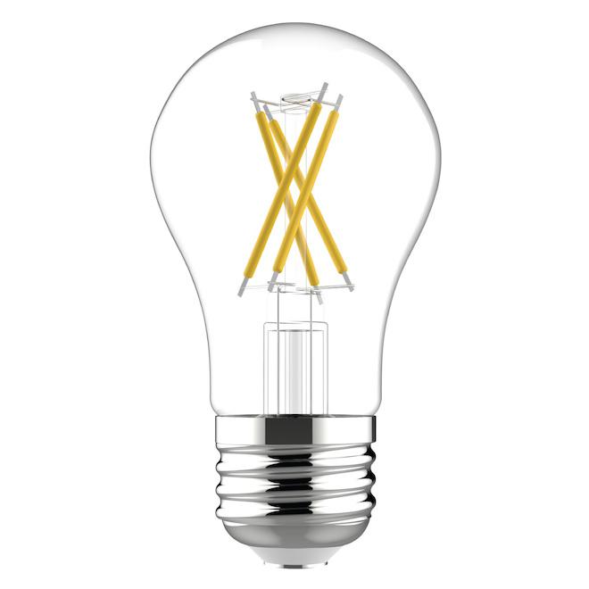 Ampoule DEL GE, A15, 5,5 W, blanc doux, 2/pqt
