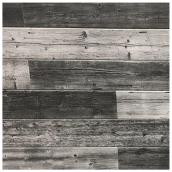 Printed Wood Panel - Whistler - 25.5 sq. ft. - Barn Wood