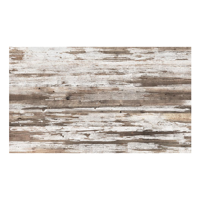 Printed Wood Panel - Western - 25.5 sq. ft. - Barn Wood