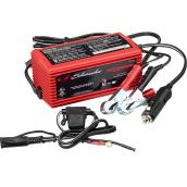 Schumacher(R) Automatic Battery Charger - 2 A - 6/12 V