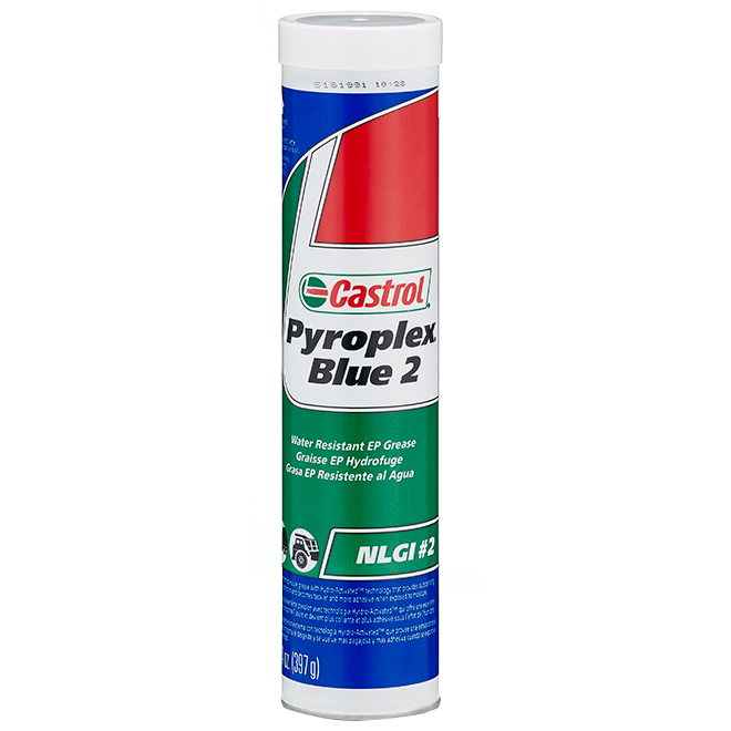 Water-Resistant Extreme-Pressure Grease - 14 oz
