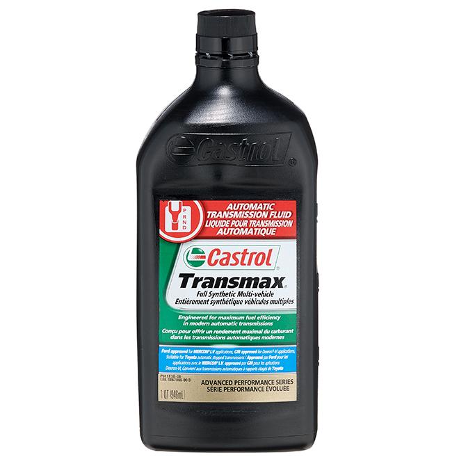 Liquide pour transmission automatique synthétique, 946 ml
