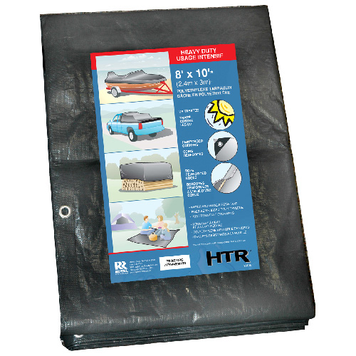 Polyethylene Tarp - 8' x 10'
