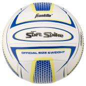 Volleyball - Official Size - Blue and White